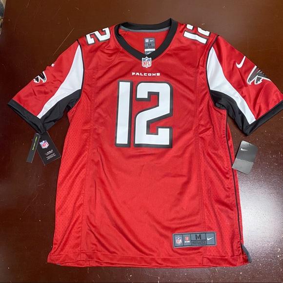 Nike NFL Atlanta Falcons Mohamed Sanu SR Jersey M